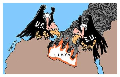 Condemn NATO's Criminal Intervention in Libya!